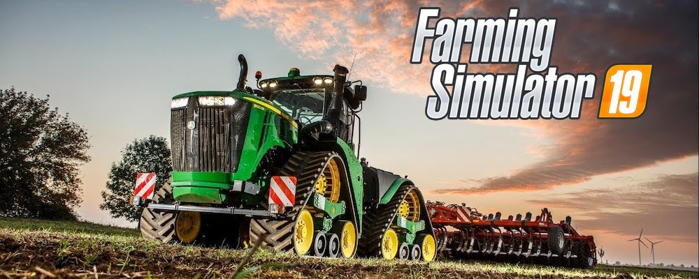 Farming Simulator 2019 : le jeu de simulation par excellence